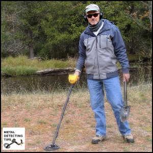 Metal Detecting in Oklahoma