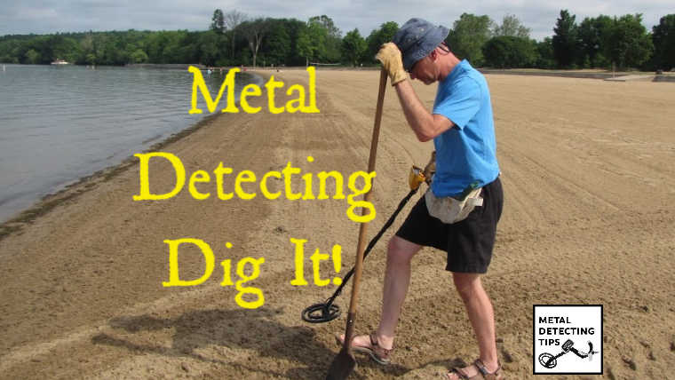 Metal Detecting Digging Tools