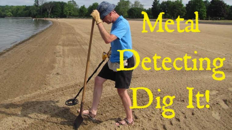 Metal Detecting Digging Tools