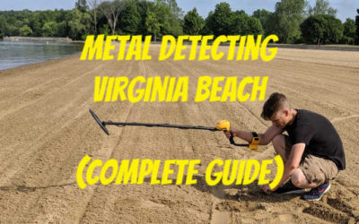 Can I Metal Detect at Virginia Beach (A Complete Guide)