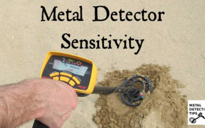 What is Sensitivity on a Metal Detector and How do I Set it?