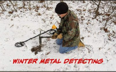 Can You Metal Detect in Winter? (Find out HOW)