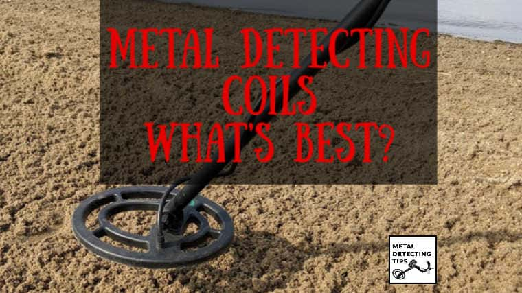 Metal Detecting Coils