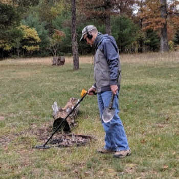 Metal Detecting at BLM Campgrounds