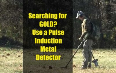 What is Pulse Induction (PI) in Metal Detecting and When to Use PI Tech