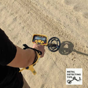 Changing the Sensitivity on a Metal Detector