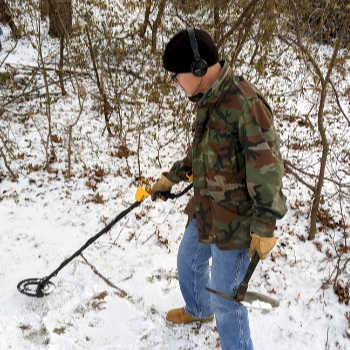 Can you use a Metal Detector in Winter