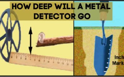 How Deep Can Your Metal Detector Detect?