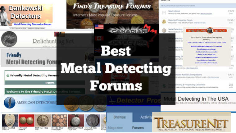 Metal Detecting Forums