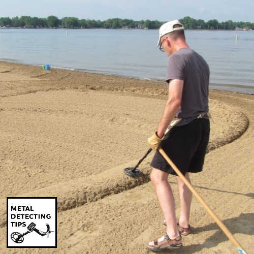 Metal Detecting Tips for the Beach