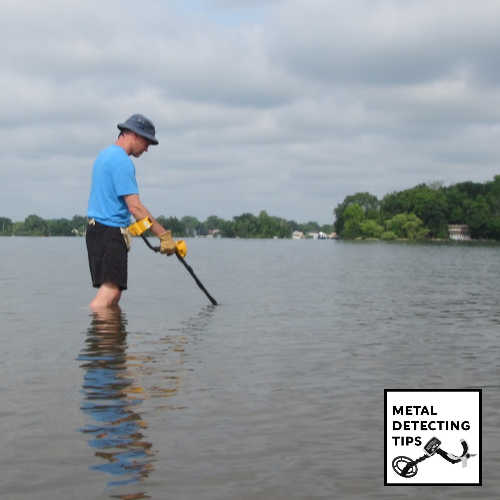 Metal Detecting Tips for Water
