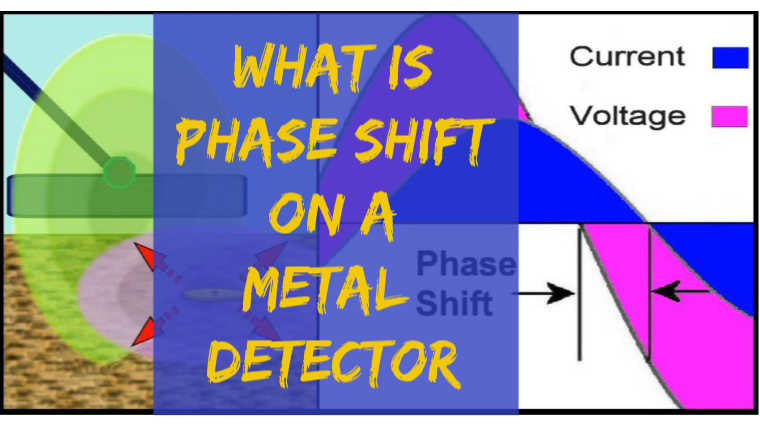 metal detector phase shift