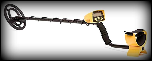 Great Beginner Metal Detector
