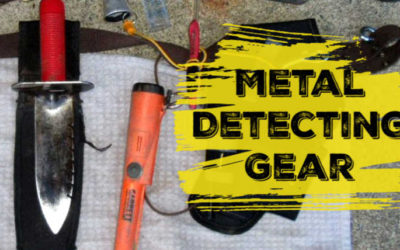 Gear for Metal Detecting: Find Coins, Jewelry and More