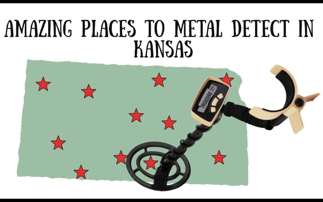 Places to Metal Detect in Kansas