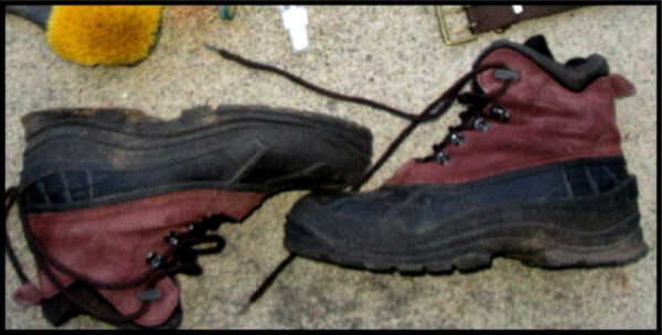 Sturdy Boots for Metal Detecting