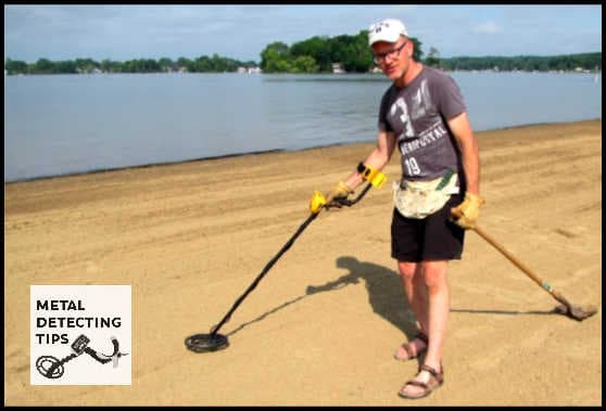 Metal Detecting Grand Haven State Park