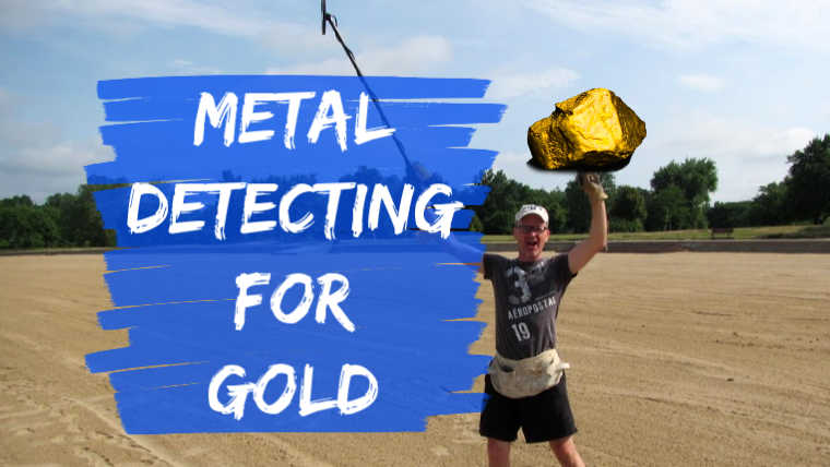 Metal Detecting for Gold
