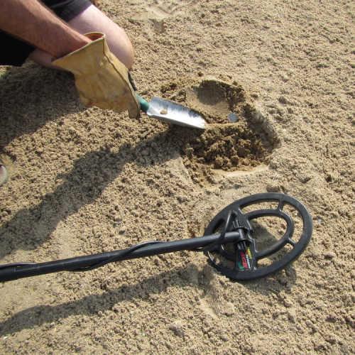 Metal Detecting on Beaches in Idaho