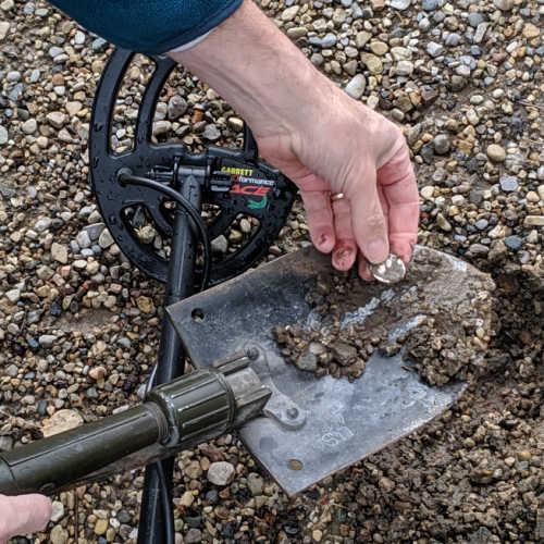 Digging Treasure In Vermont