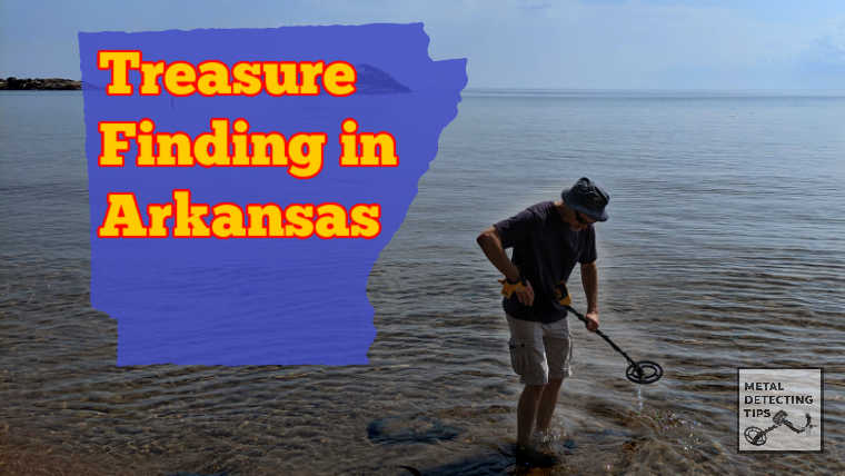 Metal Detecting in Arkansas