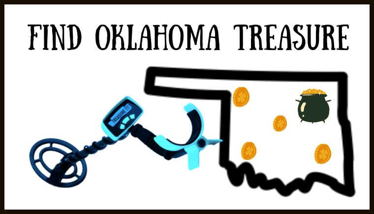 Oklahoma Metal Detecting Places