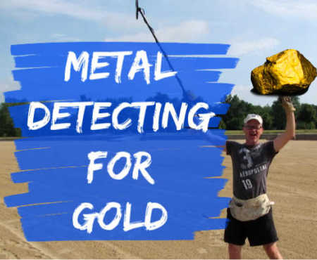metal detecting for gold in Nevada