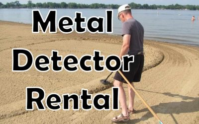 Metal Detector Rental (7 places to rent around the USA)