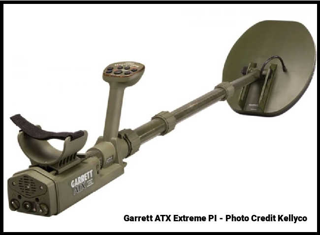 Garrett ATX Pulse Induction Metal Detector