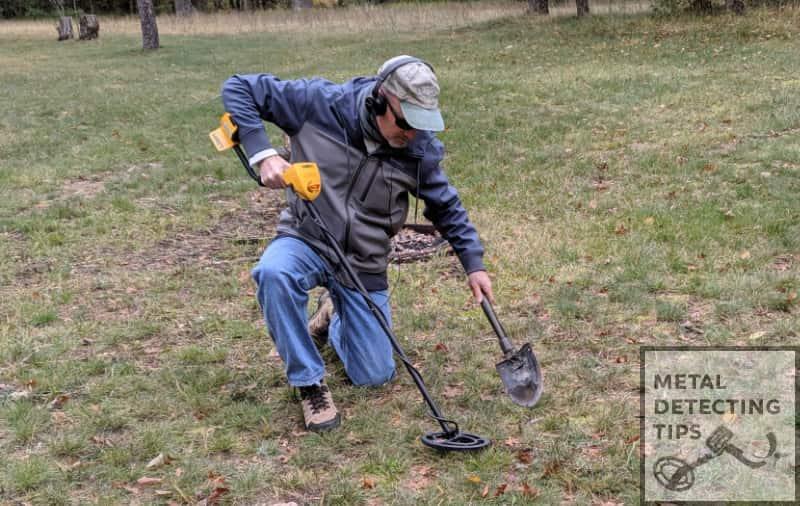 Metal Detecting Oregon at Granite Ghost Town