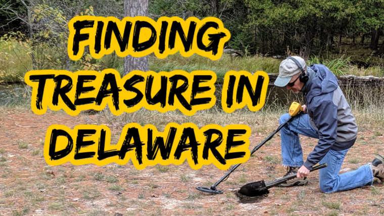 Metal Detecting in Delaware