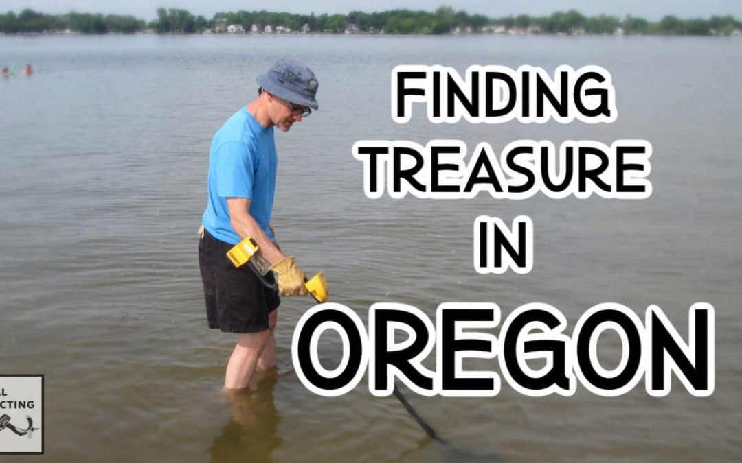 7 Best Places to Metal Detect in Oregon (Maps, Laws, and More)