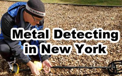 7 Best Places to Metal Detect in New York [Maps, Laws and More]