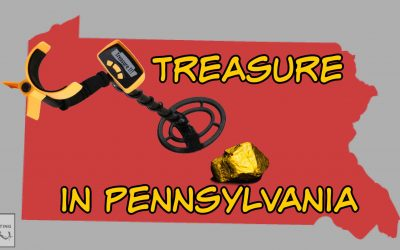 7 Best Places to Metal Detect in Pennsylvania [Maps, Laws and More]
