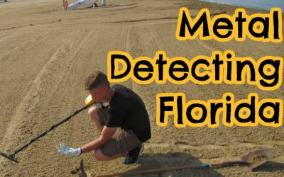 7 Best Places to Metal Detect in Florida [Maps, Laws and More]