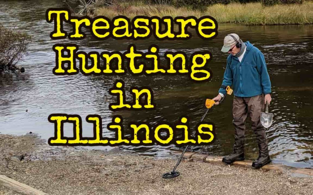 7 Best Places to Metal Detect in Illinois [Maps, Laws and More]