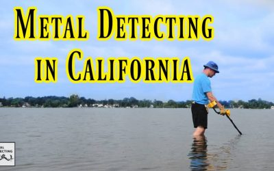 7 Best Places to Metal Detect in California [Maps, Laws and More]