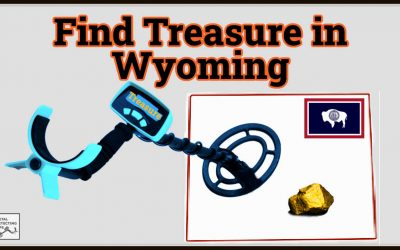 7 Best Places to Metal Detect in Wyoming [Maps, Laws and More]
