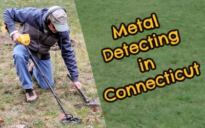 7 Best Places to Metal Detect in Connecticut [Maps, Laws and More]