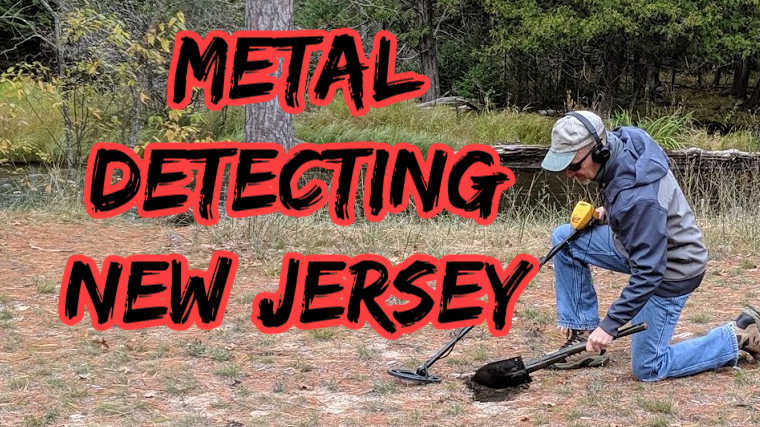 7 Best Places to Metal Detect in New Jersey [Maps, Laws and More]